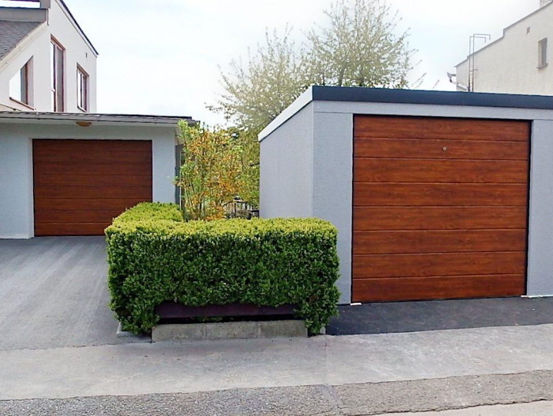 Montovaná plechová garáž pre jedno auto