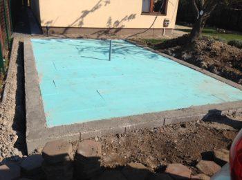 Základy betónovej platne