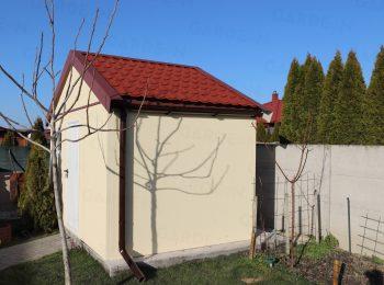Záhradný domček GARDEON so sedlovou strechou